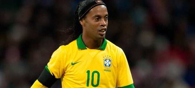 Ronaldinho Gaúcho confirmado no elenco de 'Kickboxer: Retaliation'