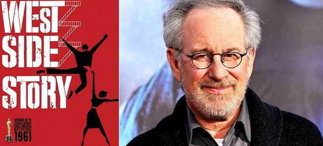 Steven Spielberg está a desenvolver um remake de 'West Side Story'