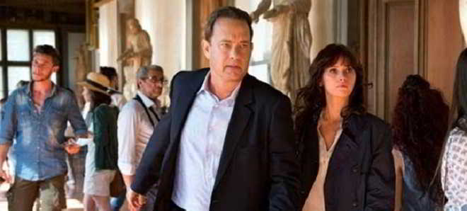 Tom Hanks e Felicity Jones no segundo trailer oficial de 'Inferno'