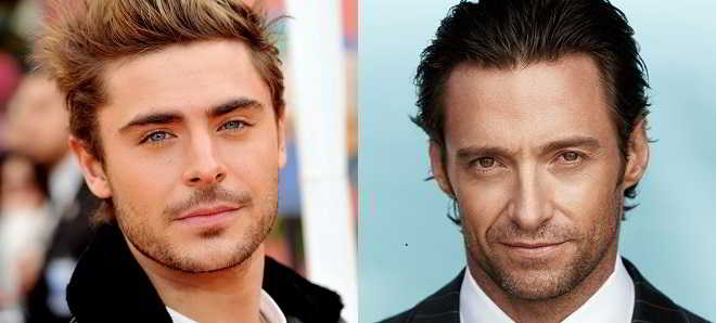 Zac Efron e Hugh Jackman poderão reunir-se em 'The Greatest Showman on Earth'