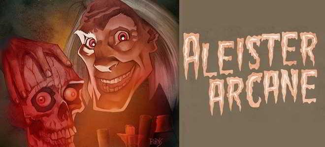 Eli Roth e Jim Carrey juntos na adaptação da BD de terror 'Aleister Arcane'