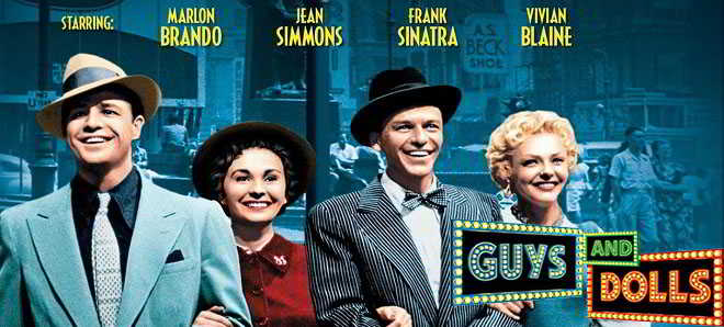 'Eles e Elas': Filme com Marlon Brando e Frank Sinatra vai ter um remake