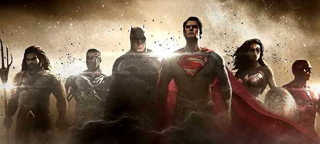 'Liga da Justiça': Revelada a sinopse, o logo e o novo batmóvel
