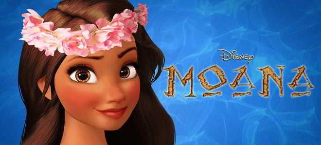 Assista ao primeiro teaser trailer da animação 'Moana'