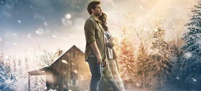 Sam Worthington e Octavia Spencer no primeiro poster de 'The Shack'