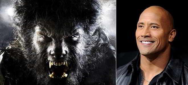 Universal pretende Dwayne Johnson para o remake de 'O Lobisomem'