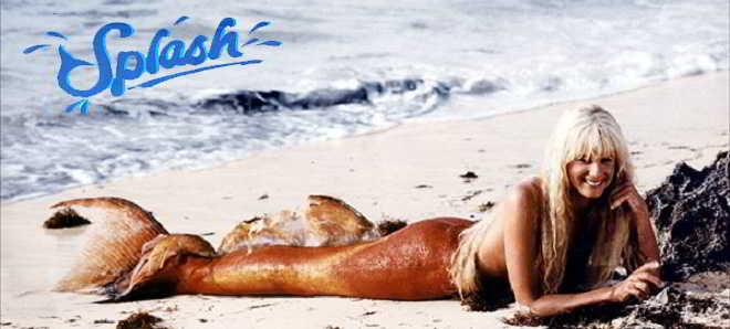 Em desenvolvimento um remake do filme de 1984 'Splash, a Sereia'