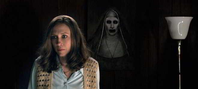 'The Nun': Spin-off de 'The Conjuring 2: A Evocação' está em desenvolvimento