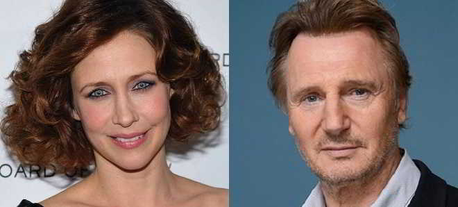 Vera Farmiga junta-se a Liam Neeson no thriller de ação 'The Commuter'