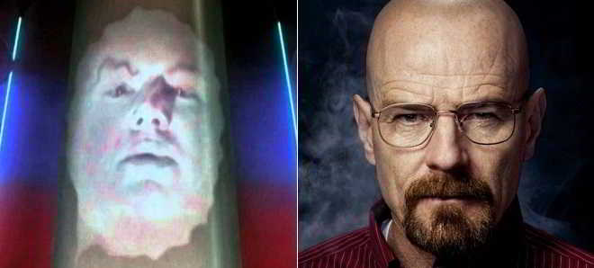 Bryan Cranston vai interpretar Zordon no reboot de 'Power Rangers'