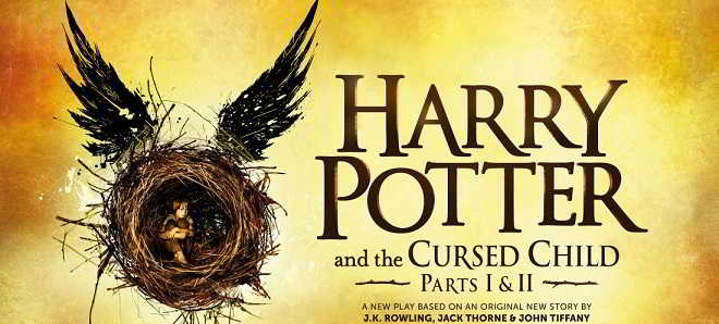 Warner Bros. poderá desenvolver filme de 'Harry Potter and the Cursed Child'