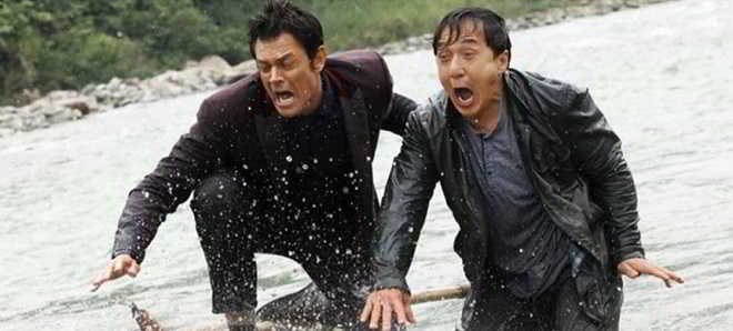 Trailer oficial de 'Skiptrace' com Jackie Chan e Johnny Knoxville