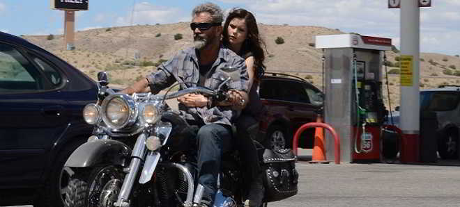 Trailer oficial de 'Blood Father', thriller de ação com Mel Gibson
