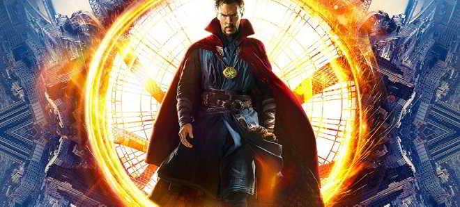 Divulgado na Comic-Con um novo poster e trailer de 'Doutor Estranho'