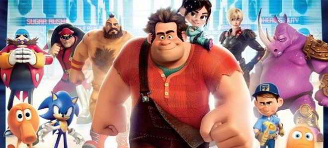 Disney oficializou a produção da sequela de 'Força Ralph'