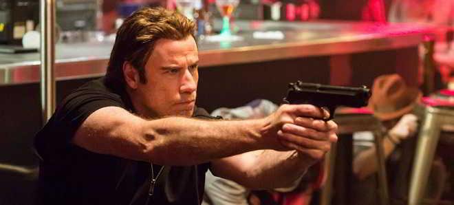 John Travolta no trailer legendado em português de 'Hora de Vingança'
