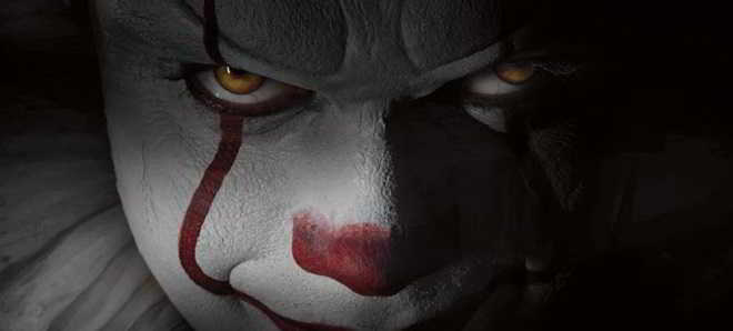 Revelada a imagem oficial do novo Pennywise do remake de 'It'