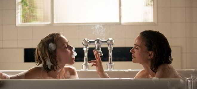 Natalie Portman e Lily-Rose Depp nas primeiras fotos de 'Planetarium'