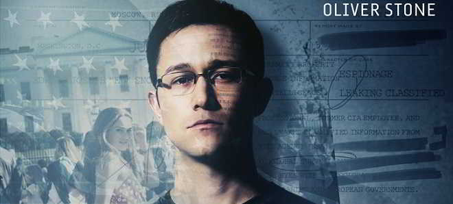 Novo trailer de 'Snowden', cinebiografia protagonizada por Joseph Gordon-Levitt