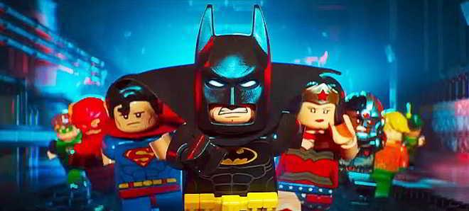 Divulgado o segundo trailer oficial da animação 'The Lego Batman'