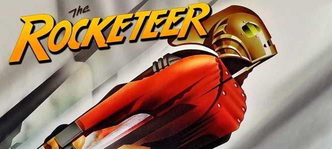 Disney vai desenvolver uma nova versão de 'As Aventuras de Rocketeer'