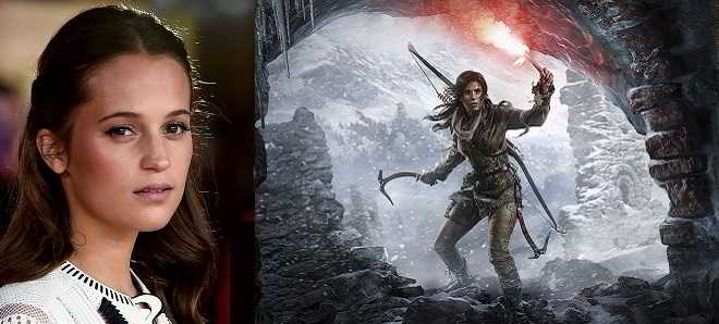 Reboot de 'Tomb Raider' com Alicia Vikander já tem data de estreia