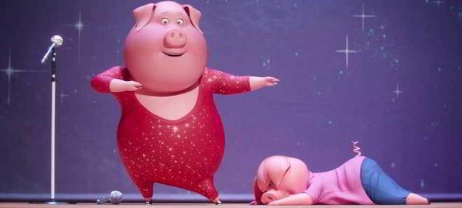 Novo trailer oficial de 'Cantar!', animação com Scarlett Johansson