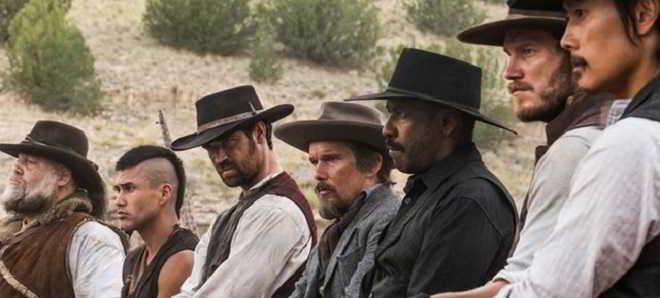 Divulgado o segundo trailer oficial do remake de 'Os Sete Magníficos'