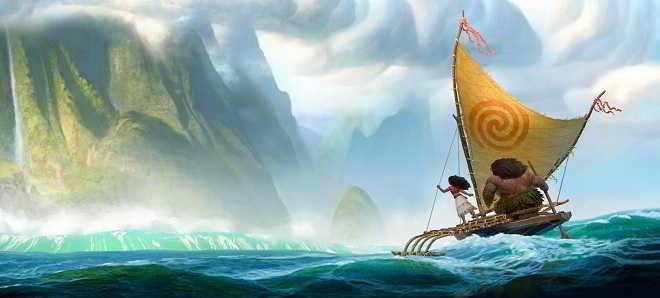 Trailer em português e imagens dos personagens da animação 'Vaiana'