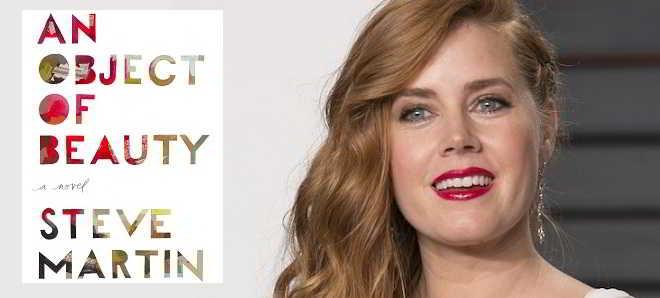 'An Object of Beauty': Próximo filme de Amy Adams tem um novo argumentista