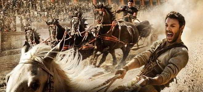 Remake de 'Ben-Hur' pode dar um grande prejuizo à MGM e Paramount Pictures