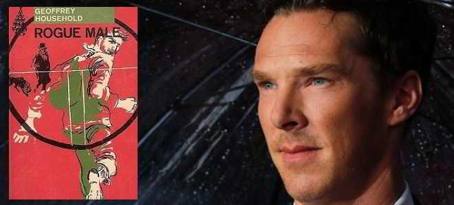 Benedict Cumberbatch vai produzir e protagonizar a adaptação de 'Rogue Male'