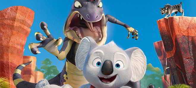 Trailer dobrado em português da animação 'Blinky Bill - O Filme'