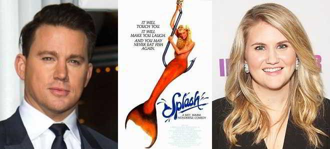 Channing Tatum e Jillian Bell vão protagonizar a nova versão de 'Splash, a Sereia'