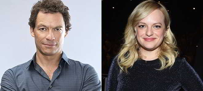 Dominic West junta-se a Elisabeth Moss no elenco do drama 'The Square'