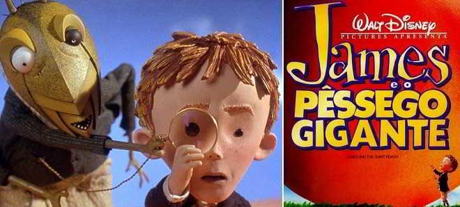 Sam Mendes em negociações para dirigir live-action de 'James e o Pêssego Gigante'