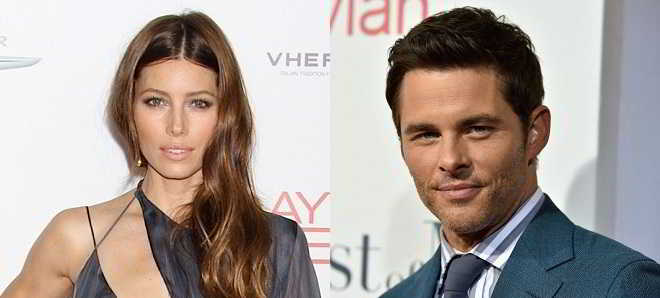 Jessica Biel vai apaixonar-se por James Marsden no drama 'Shock and Awe'