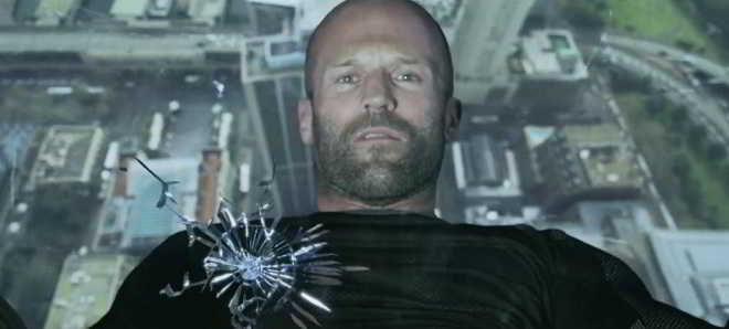 Jason Statham no trailer português de 'Mechanic: Assassino Profissional'