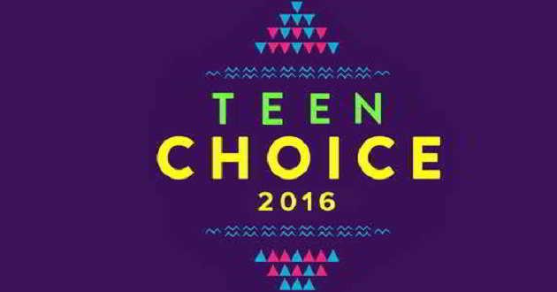 Anunciados os vencedores da 18ª edição do Teen Choice Awards 2016