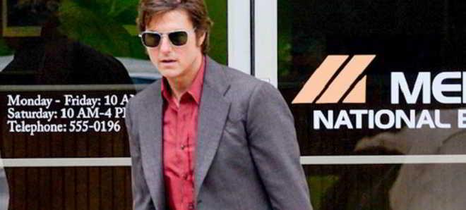 'Mena': Mudança de título e adiamento da estreia do filme com Tom Cruise