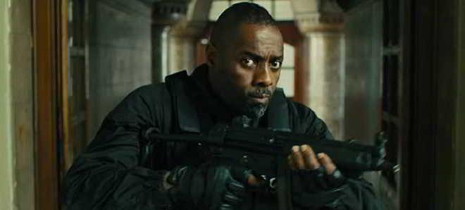 Idris Elba no trailer em português de 'Bastille Day: Missão Antiterrorista'