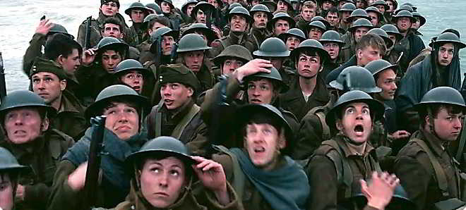 'Dunkirk': Teaser trailer oficial do drama de guerra de Christopher Nolan