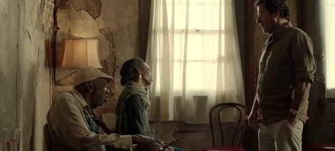Trailer legendado em português de 'O Poder da Música' com Joaquim de Almeida