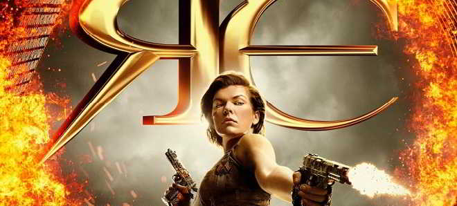 Primeiro trailer legendado em português de 'Resident Evil: Capítulo Final'