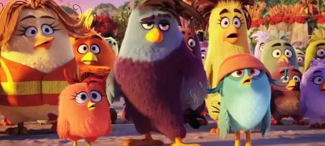 Rovio vai desenvolver uma sequela da animação 'Angry Birds - O Filme'
