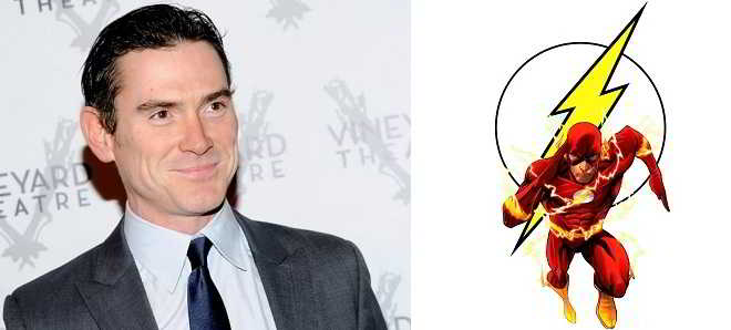 'The Flash': Billy Crudup vai interpretar o pai de Barry Allen