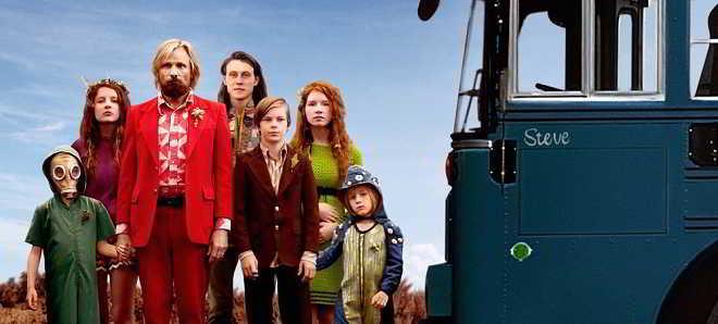 Trailer legendado em português de 'Capitão Fantástico' com Viggo Mortensen