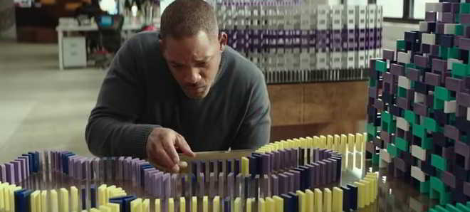 Primeiro trailer oficial de 'Collateral Beauty' com Will Smith
