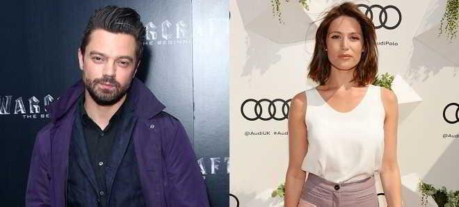 Dominic Cooper e Gemma Arterton juntos no drama 'The Escape'