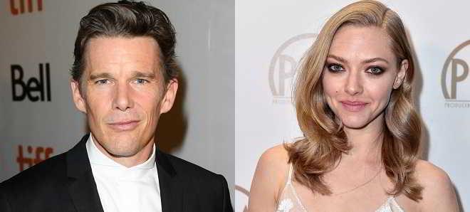 Ethan Hawke e Amanda Seyfried vão protagonizar o drama 'First Reformed'